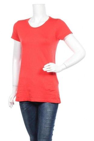 Дамска тениска Active By Tchibo, Размер S, Цвят Оранжев, Полиамид, Цена 4,20лв.