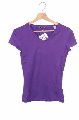 Dámské tričko Adidas, Velikost XS, Barva Fialová, 91% polyester, 9% elastan, Cena  335,00Kč