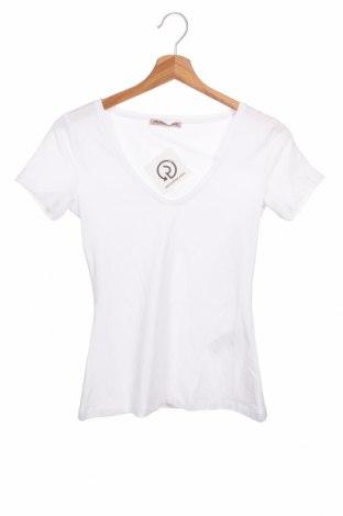 Дамска тениска Anna Field, Размер XS, Цвят Бял, 95% памук, 5% еластан, Цена 11,18лв.