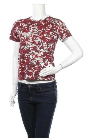Γυναικείο t-shirt Dr. Denim, Μέγεθος S, Χρώμα Κόκκινο, 100% βαμβάκι, Τιμή 11,21€