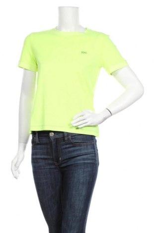 Γυναικείο t-shirt Edc By Esprit, Μέγεθος S, Χρώμα Πράσινο, 100% βαμβάκι, Τιμή 15,08€