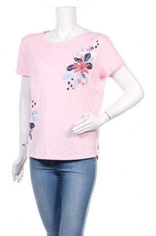 Γυναικείο t-shirt Esprit, Μέγεθος M, Χρώμα Ρόζ , 100% βαμβάκι, Τιμή 10,82€