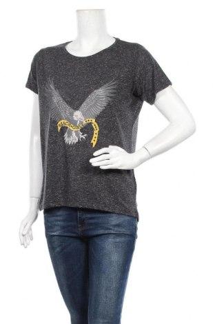 Дамска тениска Project Unknown, Размер L, Цвят Сив, 50% полиестер, 12% вискоза, 38% памук, Цена 17,85лв.