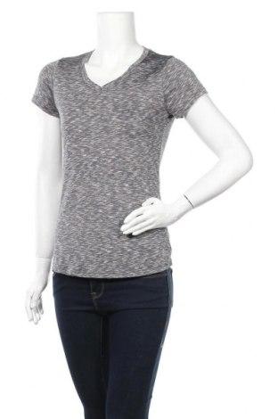 Дамска тениска Rbx, Размер S, Цвят Сив, Полиестер, Цена 16,07лв.