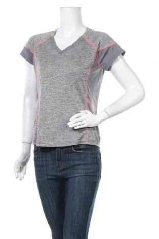 Дамска тениска Rbx, Размер M, Цвят Сив, 100% полиестер, Цена 16,80лв.