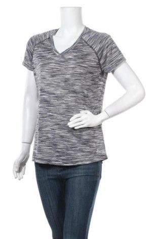 Дамска тениска Rbx, Размер XL, Цвят Сив, 100% полиестер, Цена 17,85лв.