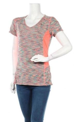 Дамска тениска Rbx, Размер M, Цвят Многоцветен, 92% полиестер, 8% еластан, Цена 17,85лв.