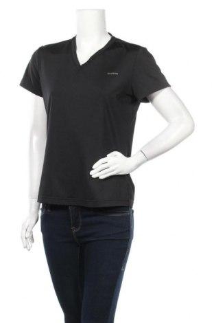 Дамска тениска Reebok, Размер M, Цвят Черен, Цена 19,95лв.