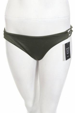 Costum de baie de damă RVCA, Mărime L, Culoare Verde, 80% poliamidă, 20% elastan, Preț 34,54 Lei