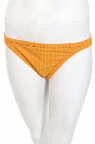Costum de baie de damă Roxy, Mărime L, Culoare Galben, 81% poliamidă, 19% elastan, Preț 40,30 Lei