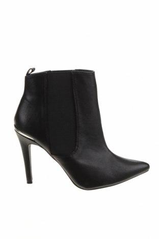 Дамски боти H&M, Размер 40, Цвят Черен, Еко кожа, Цена 28,42лв.
