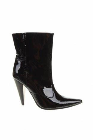 Дамски боти Jeffrey Campbell, Размер 38, Цвят Черен, Естествена кожа, еко кожа, Цена 189,00лв.