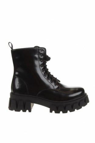 Дамски боти Koi footwear, Размер 38, Цвят Черен, Еко кожа, Цена 59,87лв.