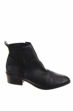Дамски боти Miss Shop, Размер 41, Цвят Черен, Еко кожа, Цена 46,20лв.