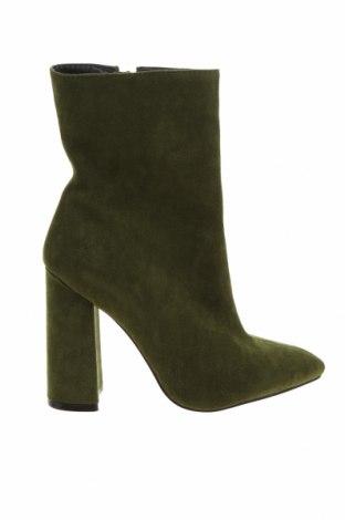 Дамски боти Raid, Размер 37, Цвят Зелен, Текстил, Цена 79,00лв.