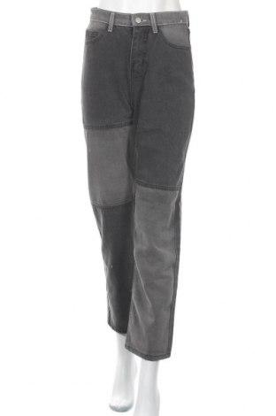 Дамски дънки, Размер S, Цвят Сив, Цена 41,90лв.