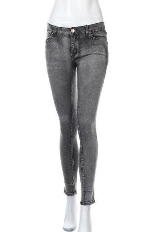 Дамски дънки Ann Christine, Размер S, Цвят Сив, Цена 16,96лв.