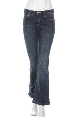 Дамски дънки Arizona, Размер M, Цвят Син, 98% памук, 2% еластан, Цена 23,94лв.
