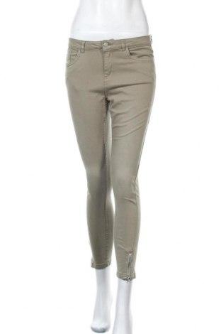 Дамски дънки B.Young, Размер S, Цвят Зелен, 98% памук, 2% еластан, Цена 29,40лв.