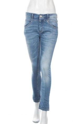 Дамски дънки Buena Vista, Размер S, Цвят Син, 98% памук, 2% еластан, Цена 21,95лв.