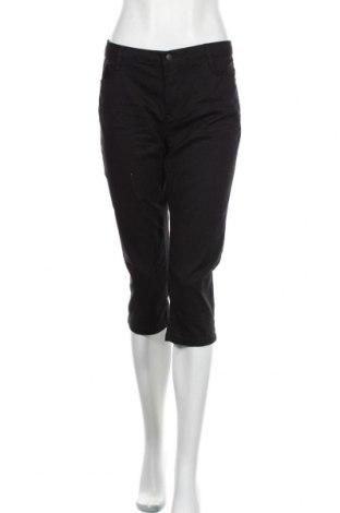 Дамски дънки Camaieu, Размер XL, Цвят Черен, 98% памук, 2% еластан, Цена 7,88лв.