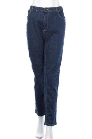 Дамски дънки Cellbes, Размер XXL, Цвят Син, 98% памук, 2% еластан, Цена 20,79лв.