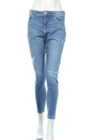 Γυναικείο Τζίν Clockhouse, Μέγεθος XL, Χρώμα Μπλέ, 99% βαμβάκι, 1% ελαστάνη, Τιμή 18,19€