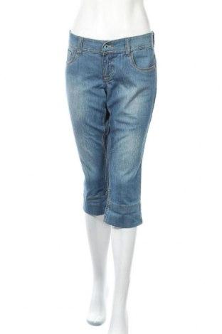 Дамски дънки Colours Of The World, Размер L, Цвят Син, 98% памук, 2% еластан, Цена 35,70лв.