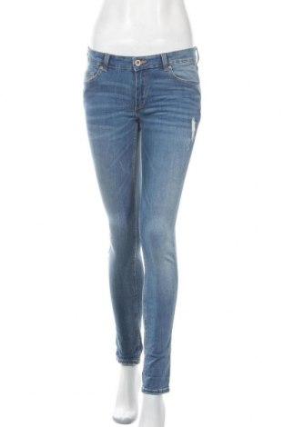 Дамски дънки Cubus, Размер M, Цвят Син, 98% памук, 2% еластан, Цена 26,25лв.