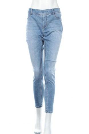 Γυναικείο Τζίν Denim 1982, Μέγεθος XL, Χρώμα Μπλέ, 75% βαμβάκι, 23% πολυεστέρας, 2% ελαστάνη, Τιμή 16,89€