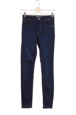Дамски дънки Denim Co, Размер XXS, Цвят Син, 79% памук, 19% полиестер, 2% еластан, Цена 12,54лв.