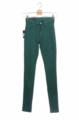 Γυναικείο Τζίν Dr. Denim, Μέγεθος S, Χρώμα Πράσινο, 98% βαμβάκι, 2% ελαστάνη, Τιμή 12,81€