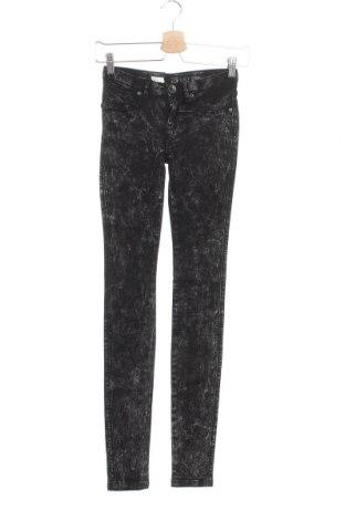 Γυναικείο Τζίν Dr. Denim, Μέγεθος XXS, Χρώμα Μαύρο, 98% βαμβάκι, 2% ελαστάνη, Τιμή 11,60€