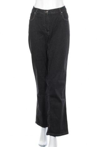 Dámské džíny  Esmara, Velikost XL, Barva Šedá, 98% bavlna, 2% elastan, Cena  263,00Kč