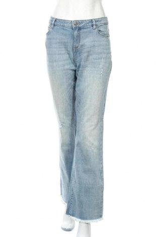 Дамски дънки Esprit, Размер L, Цвят Син, Цена 23,94лв.