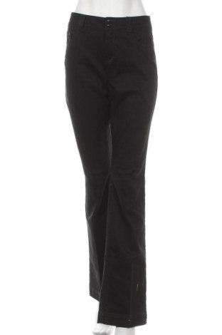 Дамски дънки Esprit, Размер L, Цвят Черен, 98% памук, 2% еластан, Цена 12,18лв.