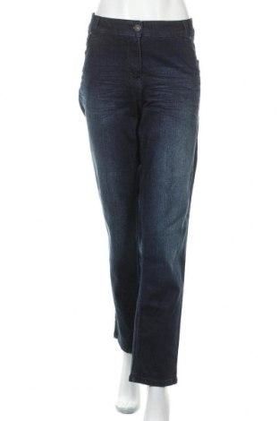 Γυναικείο Τζίν Giada, Μέγεθος XXL, Χρώμα Μπλέ, 98% βαμβάκι, 2% ελαστάνη, Τιμή 18,84€