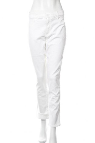 Дамски дънки H&M, Размер XL, Цвят Екрю, 79% памук, 19% полиестер, 2% еластан, Цена 30,45лв.