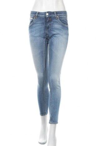 Дамски дънки Herrlicher, Размер S, Цвят Син, 97% памук, 3% еластан, Цена 103,35лв.