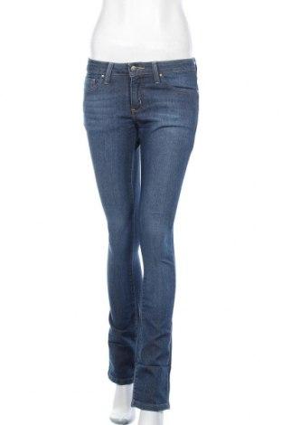 Дамски дънки Kenneth Cole, Размер S, Цвят Син, 98% памук, 2% еластан, Цена 35,70лв.