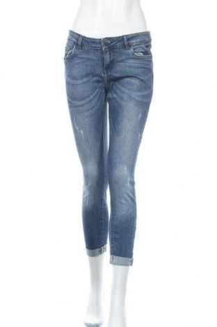 Γυναικείο Τζίν Laura Torelli, Μέγεθος M, Χρώμα Μπλέ, Τιμή 14,94€