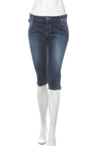 Дамски дънки Lee Cooper, Размер M, Цвят Син, 70% памук, 28% полиестер, 2% еластан, Цена 25,94лв.