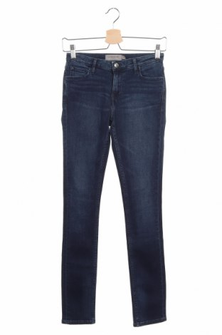 Дамски дънки Liebeskind, Размер XS, Цвят Син, 99% памук, 1% еластан, Цена 26,90лв.