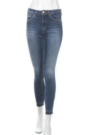 Дамски дънки Lieblingsstuck, Размер S, Цвят Син, 91% памук, 5% полиестер, 1% еластан, Цена 53,87лв.