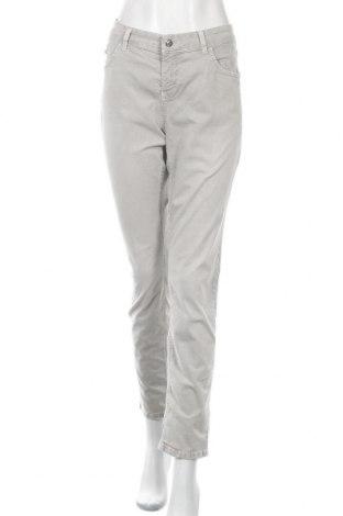 Дамски дънки Mac, Размер XL, Цвят Сив, 98% памук, 2% еластан, Цена 29,40лв.
