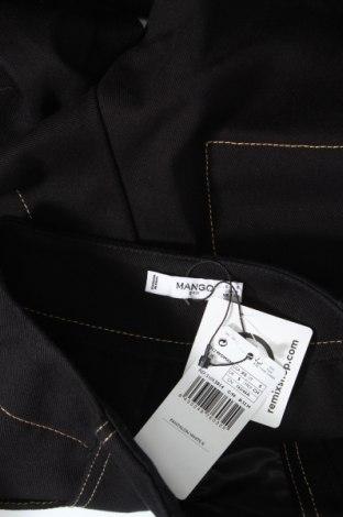 Дамски дънки Mango, Размер S, Цвят Черен, Памук, Цена 46,92лв.