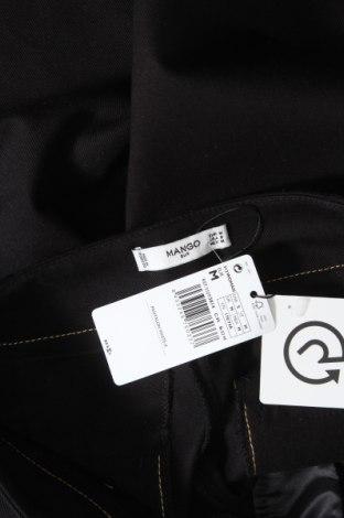 Дамски дънки Mango, Размер M, Цвят Черен, Памук, Цена 46,92лв.