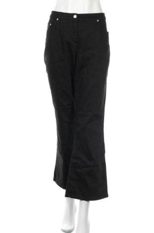Дамски дънки Maxi Me, Размер L, Цвят Черен, 96% памук, 4% еластан, Цена 5,41лв.