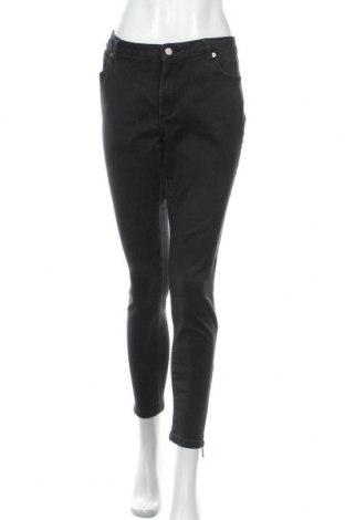 Дамски дънки Michael Kors, Размер XL, Цвят Черен, Цена 90,30лв.