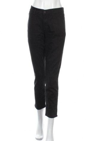 Дамски дънки NYDJ, Размер M, Цвят Черен, Цена 25,20лв.